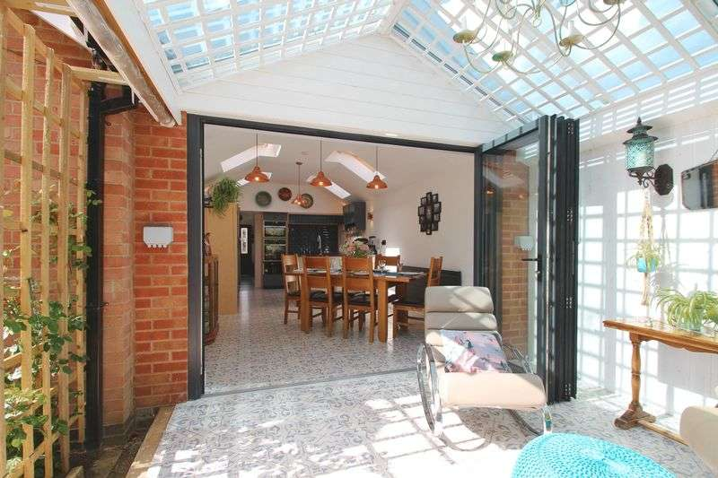 Property for sale in Holly Drive, Lutterworth