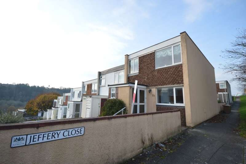 3 Bedrooms Property for sale in Jeffery Close, Southway, Plymouth, PL6