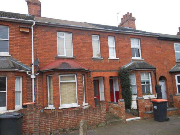 4 Bedrooms Terraced House for rent in Dudley Street, Bedford, MK40