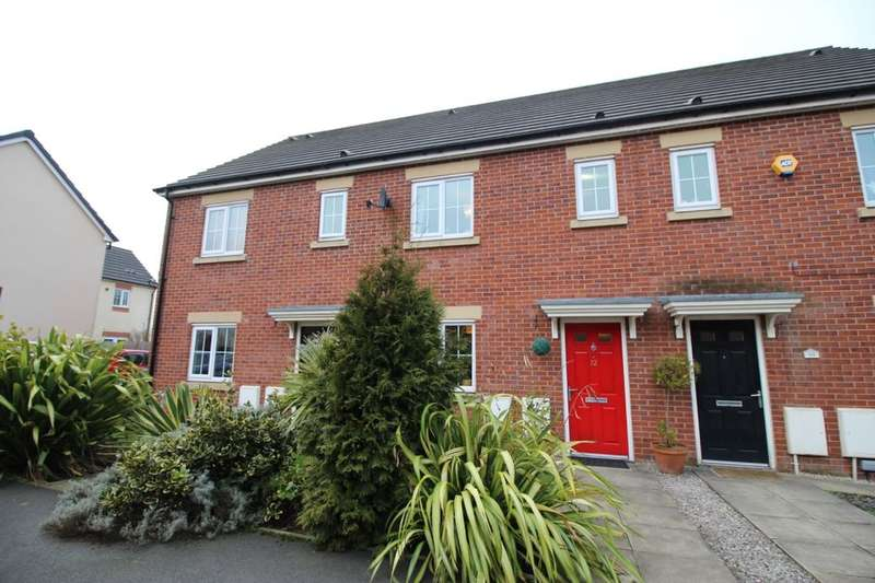 3 Bedrooms Terraced House for sale in Hampshire Avenue, Buckshaw Village, Chorley, PR7