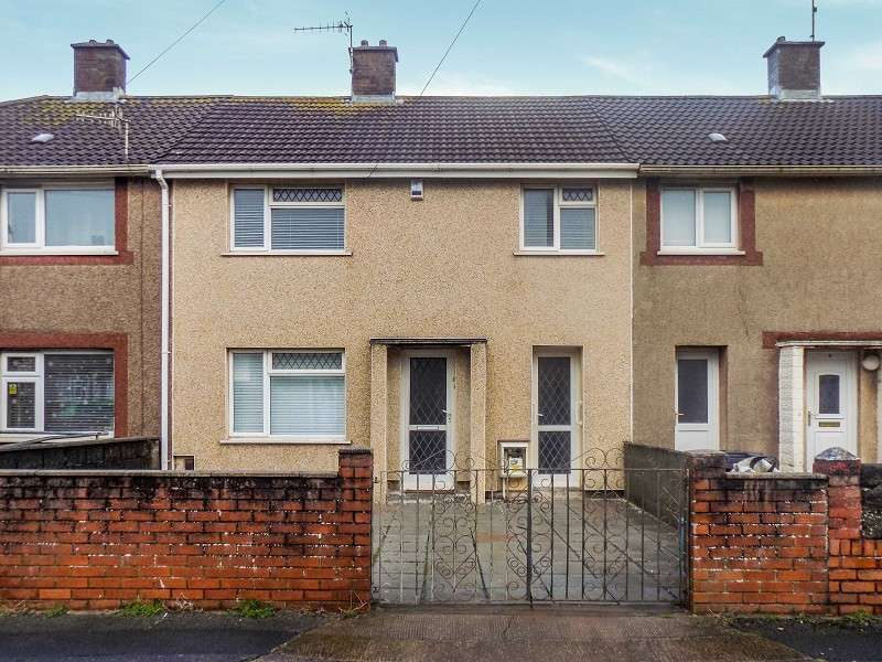 3 Bedrooms Terraced House for sale in Ocean Way, Sandfields Estate, Port Talbot, Neath Port Talbot. SA12 7NP