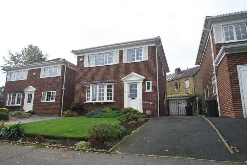 3 Bedrooms Detached House for rent in OAKWOOD VIEW, OAKWOOD, LEEDS LS8 2PY