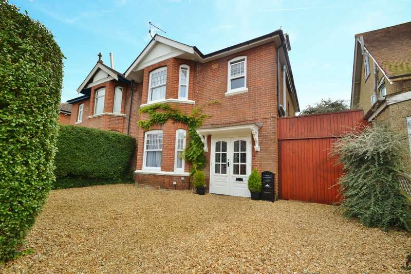 5 Bedrooms Semi Detached House for sale in Upper Shirley