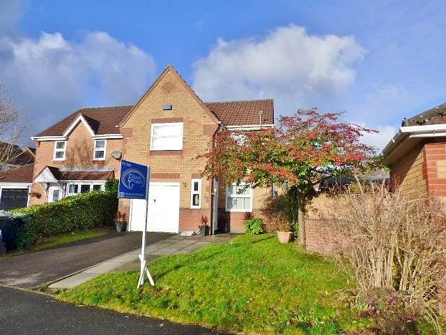3 Bedrooms Detached House for sale in Shorwell Close, Great Sankey, Warrington
