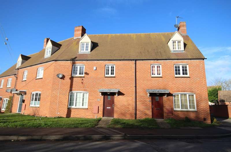 3 Bedrooms Terraced House for sale in Mott Cottages, Drayton, Abingdon, OX14