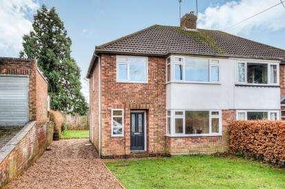 3 Bedrooms Semi Detached House for sale in Stonehouse Close, Cubbington, Leamington Spa, Warwickshire