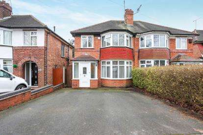 3 Bedrooms Semi Detached House for sale in Olorenshaw Road, Sheldon, Birmingham, West Midlands