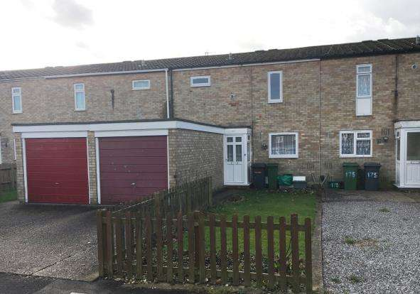 3 Bedrooms Terraced House for sale in Basingstoke, Hamshire