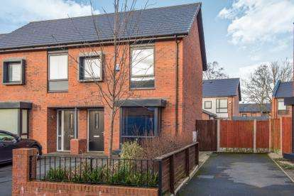 2 Bedrooms Semi Detached House for sale in Ratcliffe Place, Rainhill, Merseyside, Uk, L35