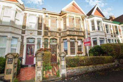 3 Bedrooms Terraced House for sale in Elmgrove Road, Fishponds, Bristol