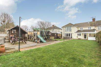5 Bedrooms Semi Detached House for sale in North Petherton, Bridgwater, Somerset