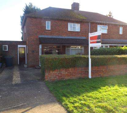 2 Bedrooms Semi Detached House for sale in Reeves Way, Peterborough, Cambridgeshire