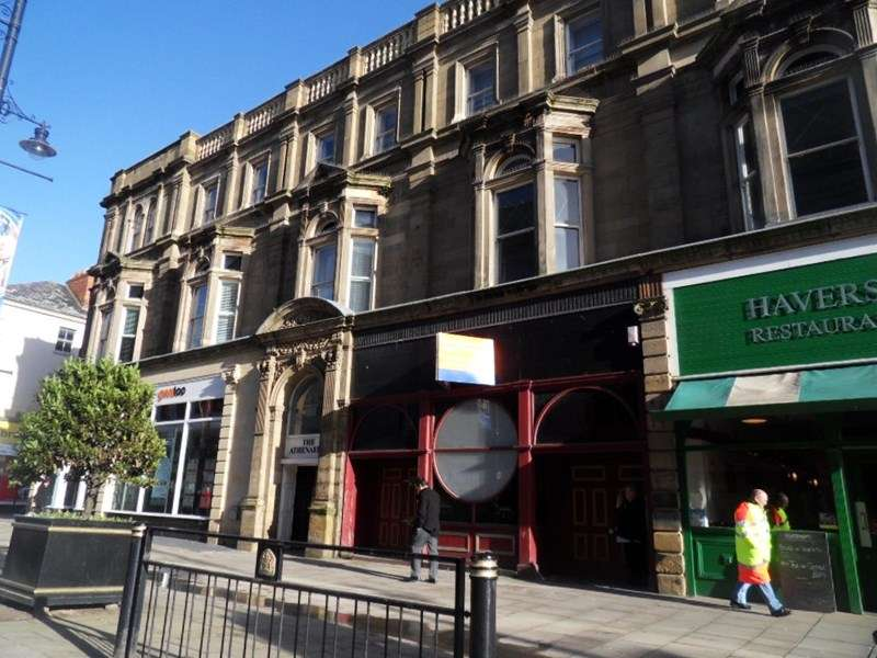 2 Bedrooms Apartment Flat for sale in The Athenaeum, Fawcett Street, Sunderland, Tyne & Wear, SR1 1RE
