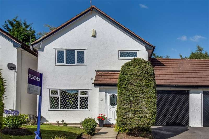 3 Bedrooms Detached House for sale in Ridingfold Lane, Worsley, Manchester, M28 2UR