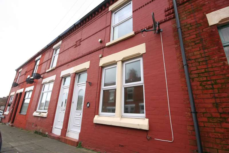 2 Bedrooms Terraced House for sale in Greenbank Avenue, Wallasey, CH45 5AJ