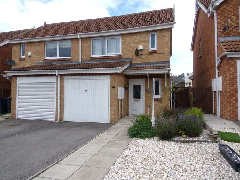 2 Bedrooms Property for sale in The Chequers, Consett, Consett, Durham, DH8 7EQ