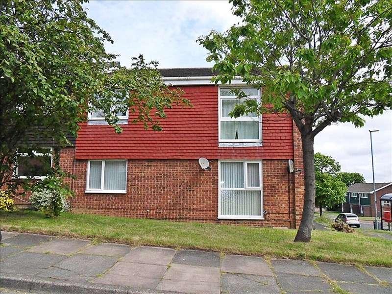 2 Bedrooms Property for sale in Kingsway, Sunniside, Newcastle upon Tyne, Tyne & Wear, NE16 5XA