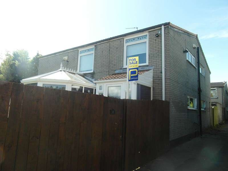 3 Bedrooms Property for sale in Grisedale Road, Peterlee, Peterlee, Durham, SR8 5PG