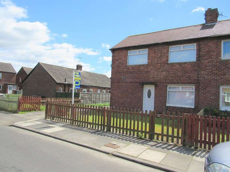 2 Bedrooms Property for sale in Elizabeth Crescent, Dudley, Cramlington, Tyne and Wear, NE23 7AJ