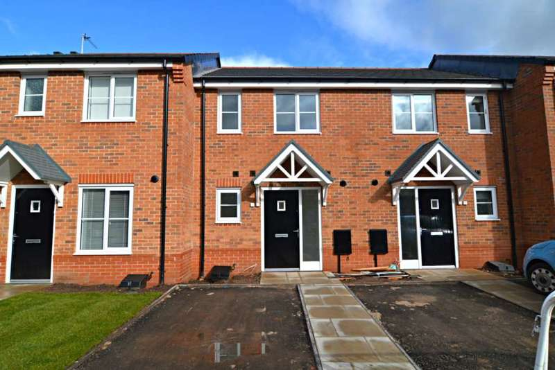 2 Bedrooms Mews House for sale in St Aelreds Drive, Newton Le Willows
