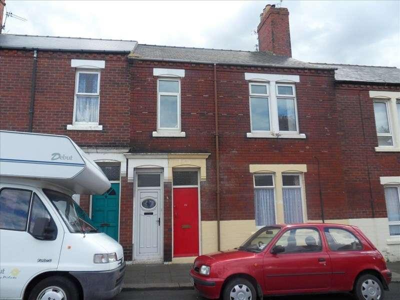 3 Bedrooms Property for sale in Garrick Street, west park, South Shields, Tyne & Wear, NE33 4JT