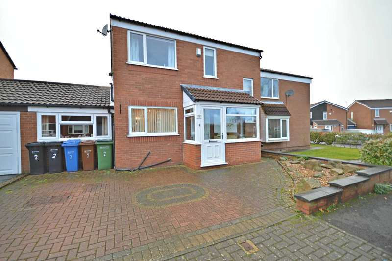 3 Bedrooms Detached House for sale in Watersedge Close, Cheadle