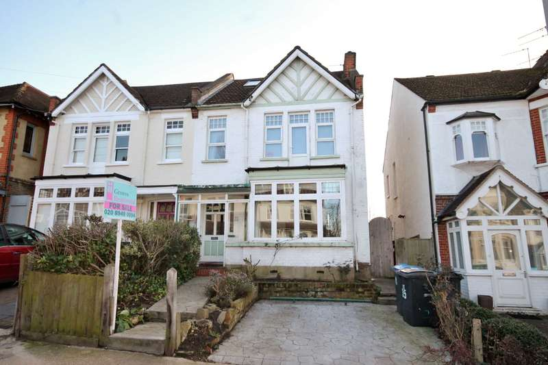6 Bedrooms Semi Detached House for sale in Dukes Avenue, New Malden