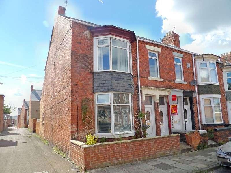 2 Bedrooms Property for sale in Handel Street, South Shields, South Shields, Tyne and Wear, NE33 3LD