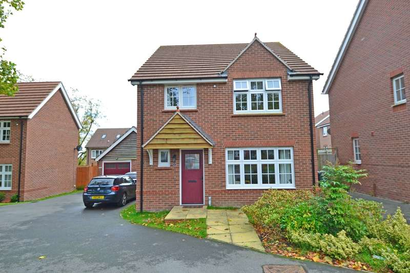 4 Bedrooms Detached House for sale in Chapel Rise, Rednal, Birmingham, B45