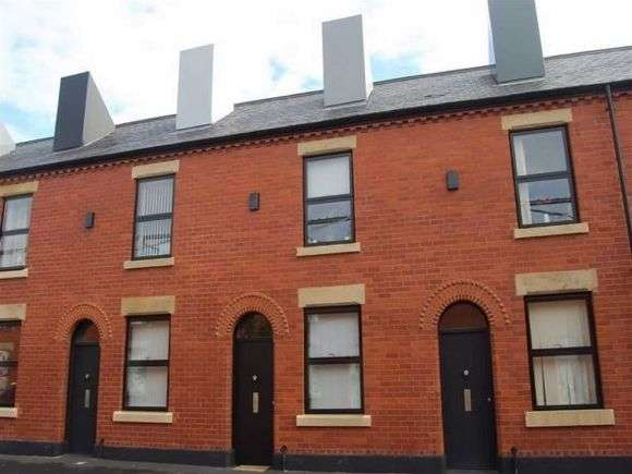 2 Bedrooms Terraced House for sale in Fir Street, Salford