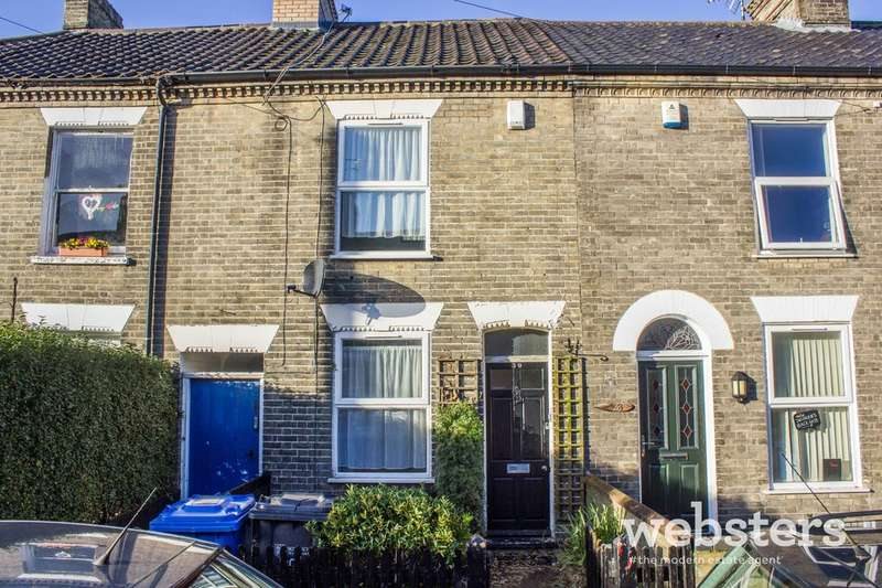 3 Bedrooms Terraced House for sale in Swansea Road, Norwich NR2