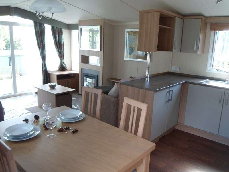 2 Bedrooms Property for sale in Causey Hill Caravan Park, Causey Hill, Hexham, Northumberland, NE46 2JN