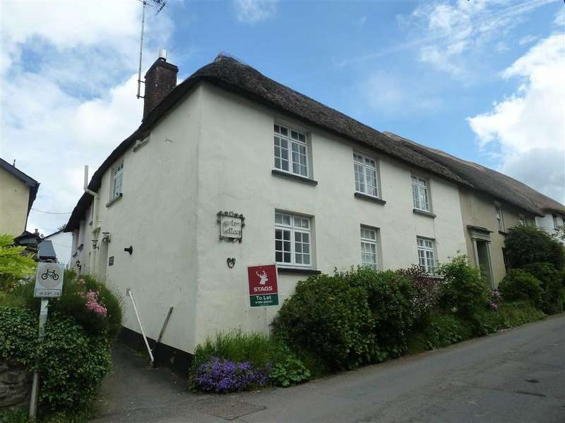 3 Bedrooms Semi Detached House for rent in Witheridge, Tiverton, Devon, EX16