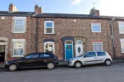 2 Bedrooms Terraced House for rent in Newborough Street, York