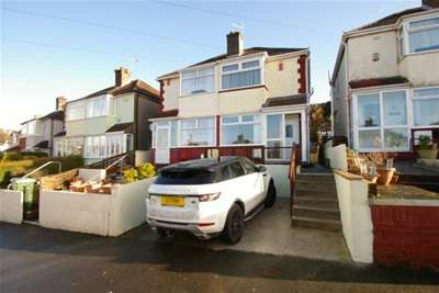 2 Bedrooms Semi Detached House for rent in Ferrers Road, St. Budeaux, Plymouth
