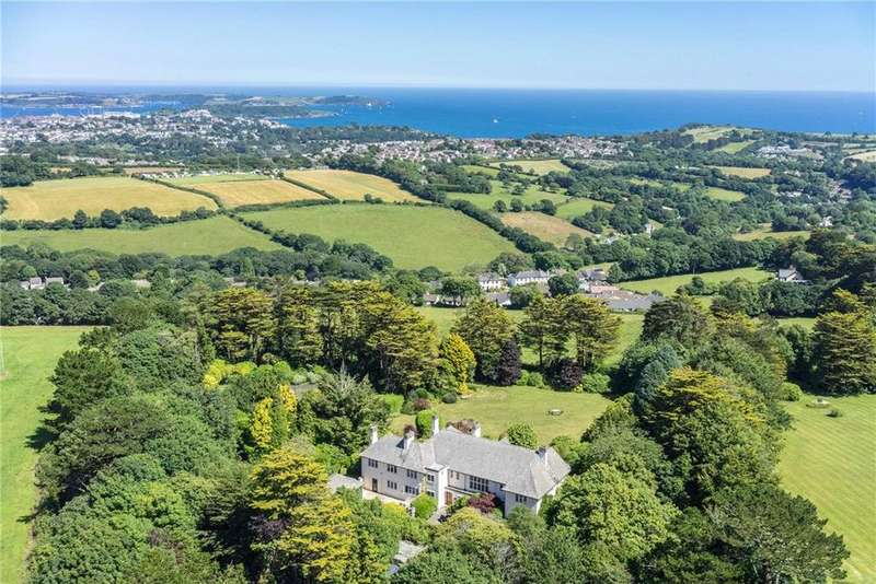 9 Bedrooms Detached House for sale in Budock Water, Falmouth, Cornwall, TR11