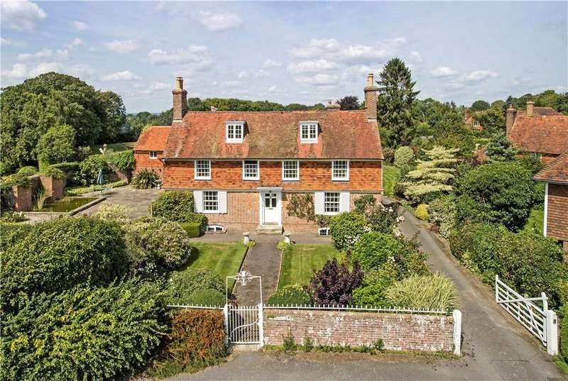 6 Bedrooms Detached House for sale in The Green, Matfield, Tonbridge, Kent, TN12