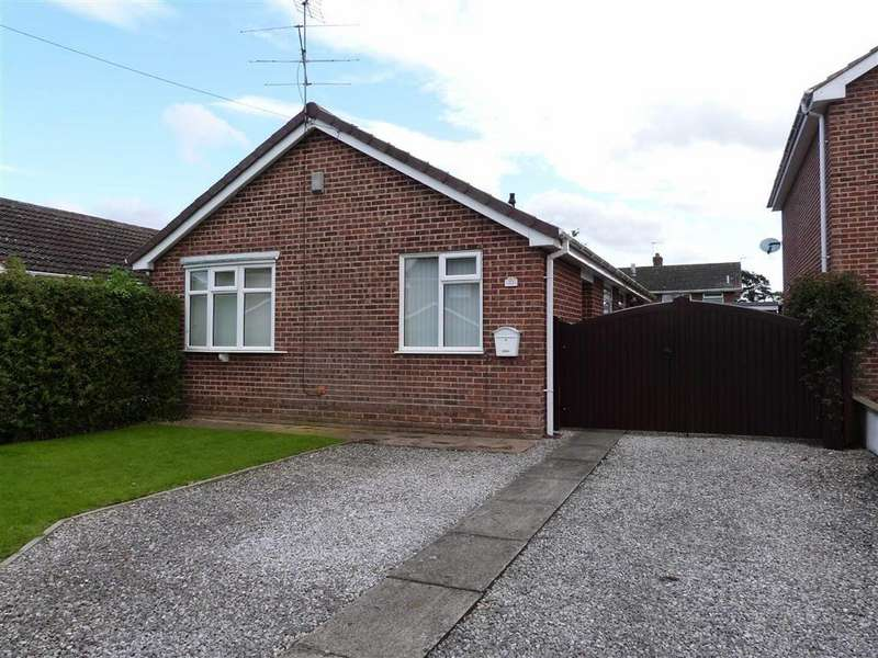 3 Bedrooms Detached Bungalow for sale in Wold Road, Pocklington