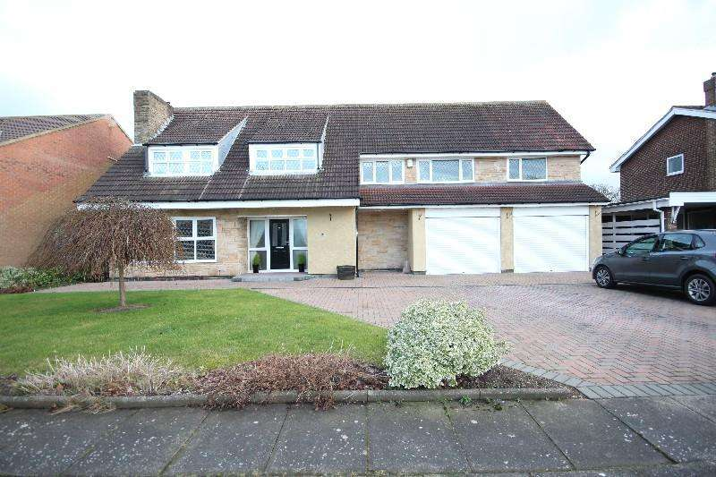 5 Bedrooms Detached House for sale in Hylton Road, Hartlepool