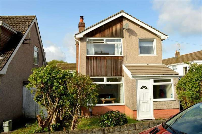 2 Bedrooms Detached House for sale in St Aidens Drive, Killay, Swansea