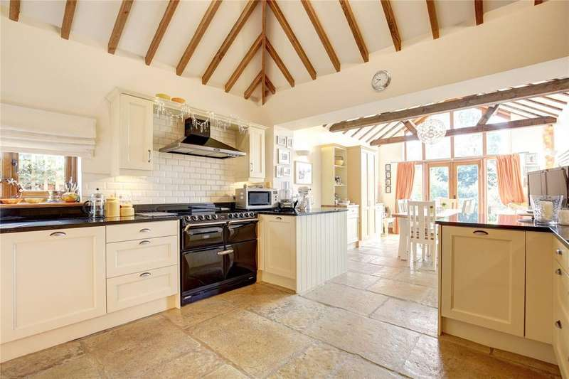 4 Bedrooms Barn Conversion Character Property for sale in Water Lane, Little Plumstead, Norfolk, NR13