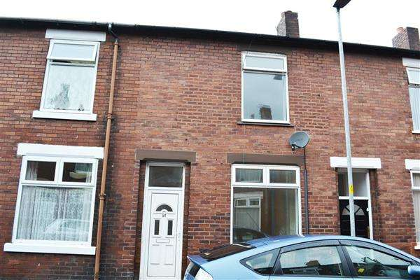 2 Bedrooms Terraced House for rent in Hope Street, Leigh