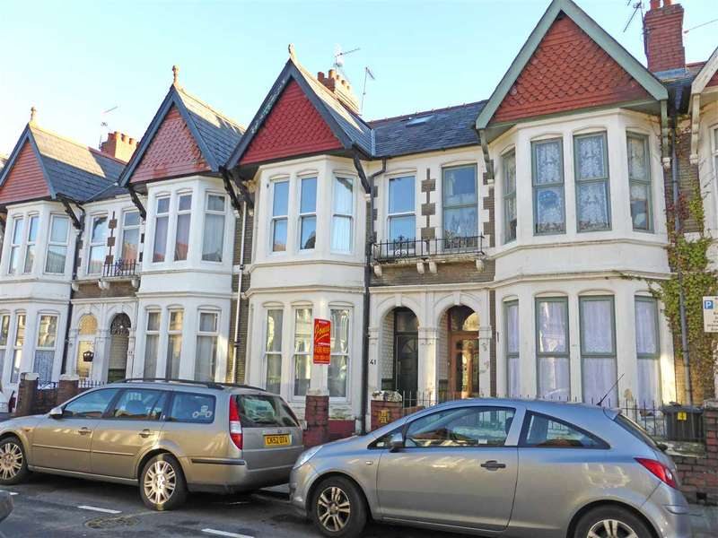 5 Bedrooms Terraced House for rent in HEATHFIELD ROAD, HEATH, CARDIFF