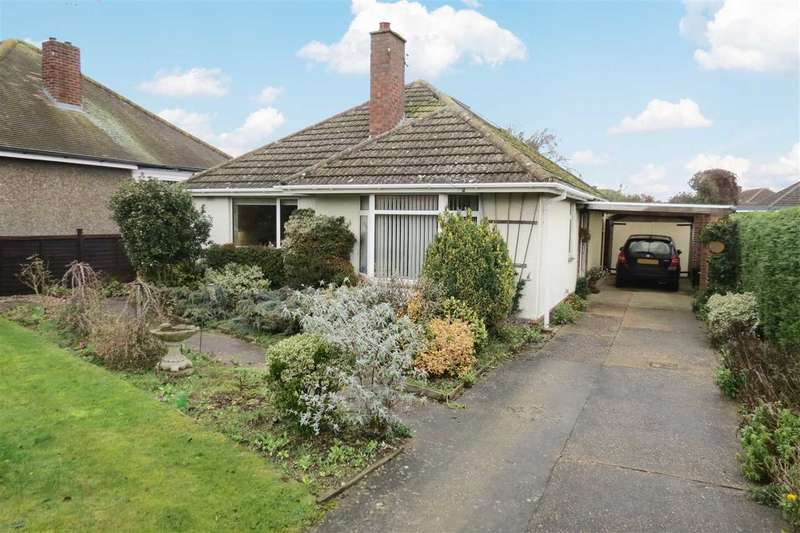 3 Bedrooms Detached Bungalow for sale in Rectory Road, Ruskington