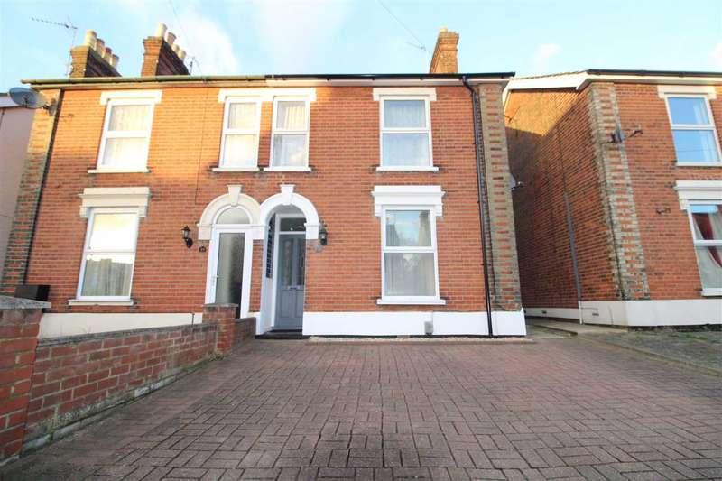 2 Bedrooms Semi Detached House for sale in Upper Cavendish Street, Ipswich