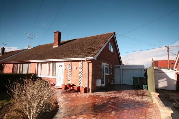 2 Bedrooms Semi Detached Bungalow for sale in Keydale Road Wheatley Oxford