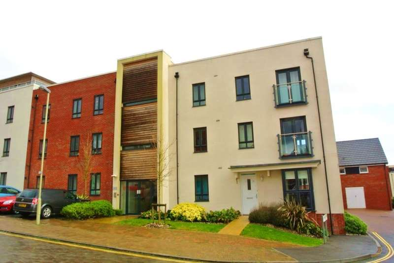2 Bedrooms Flat for rent in Sinclair Drive, Basingstoke, RG21