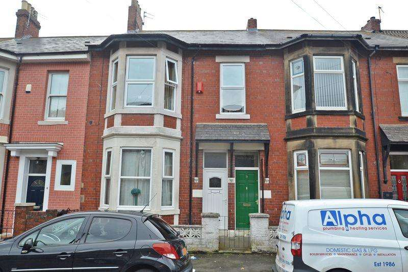 2 Bedrooms Apartment Flat for sale in St Johns Terrace, North Shields