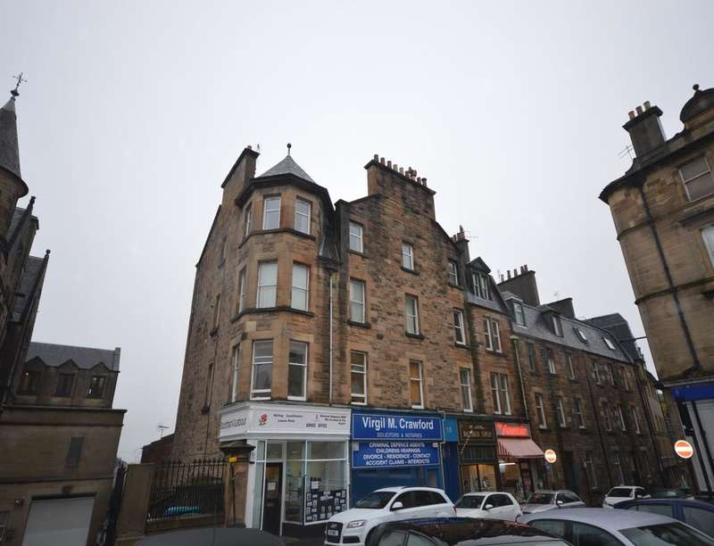 3 Bedrooms Flat for sale in Viewfield Street, Stirling, FK8
