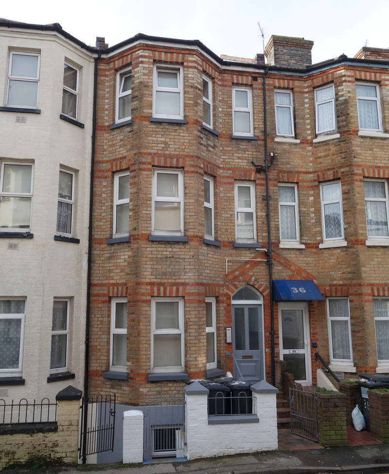 Block Of Apartments Flat for sale in Flatlet, 38 Purbeck Road, West Cliff, Bournemouth, BH2 5EF